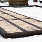 oil rig mats